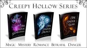 Creepy Hollow series