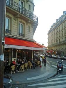 Paris Rue des Martyrs GP2