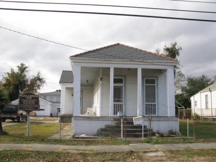William S. Burroughs' House