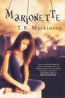 http://www.amazon.com/Marionette-T-B-Markinson-ebook/dp/B00GIVDDHW/ref=sr_1_1?ie=UTF8&qid=1384789275&sr=8-1&keywords=marionette+t+b